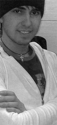 Павел Гориков, 29 марта 1989, Кызыл, id76694803