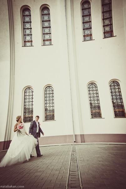 свадебное фото, фотограф Наталья Кан