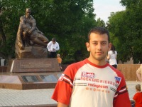 Saqer Alabdallat, 20 апреля , Москва, id128730604