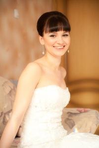 Анастасия Ведущенко, Санкт-Петербург