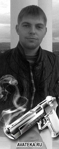 Игорь Каширских, 6 мая 1983, Красноярск, id116475719