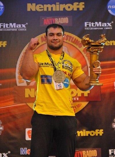 Arsen Liliev - Nemiroff / Zloty Tur Champion, Poland