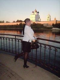Елена Егоренкова, 21 июля 1978, Псков, id27820923