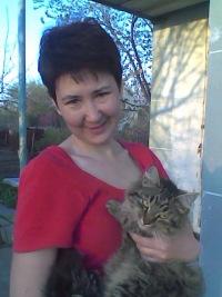 Екатерина Зарсаева, 27 января 1968, Санкт-Петербург, id123141325