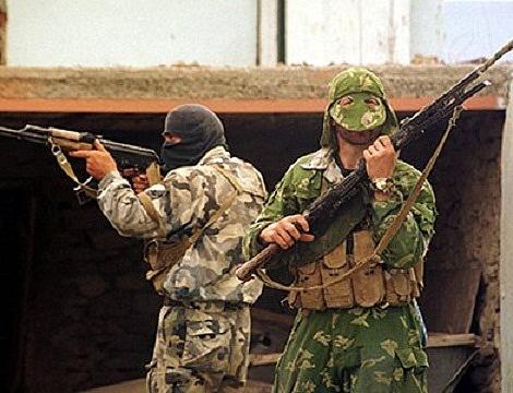 В Дагестане трое боевиков расстреляли военнослужащего
