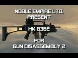 New Modern Guns in the Gun Disassembly 2