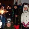 Новий рік в Карпатах 2015 Новый год в Карпатах