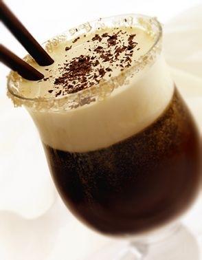 Ice coffee.  Холодные кофейные коктейли.