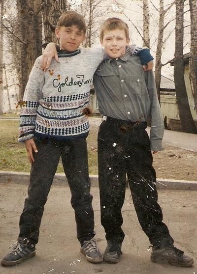 Иван Челищев, Красноярск, id5100036