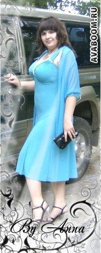 Анна Белоусова, 6 июля 1991, Макеевка, id117480624
