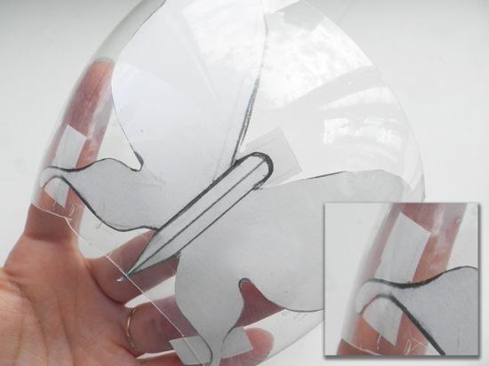 Как сделать бабочку из пластиковой бутылки?