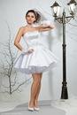 Свадебное платье Тутси- 1 от Татьяна Шаронова.