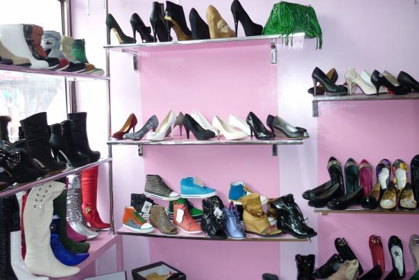 Сайт С Обувью