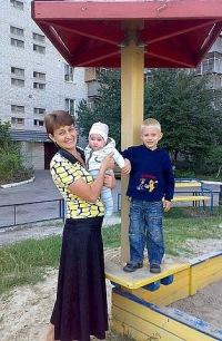 Мария Ильницкая, 24 июня 1965, Голышманово, id152897336