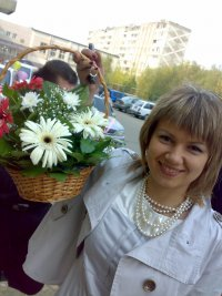Олеся Русина, Риддер