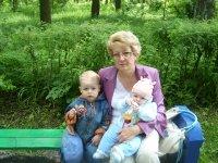 Наталья Козлова, 20 августа , Москва, id58216951