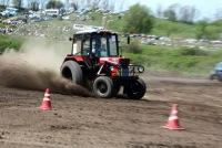 "Гонки на тракторах  ""Бизон-Трек-Шоу 2009 "" ."