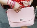 оптом Корейская розовая сумка двойного Функции.