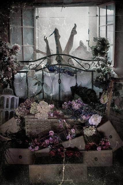 Сказочные женщины от Кирсти Митчелл