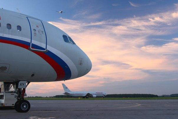 авиакомпания петербурге:
