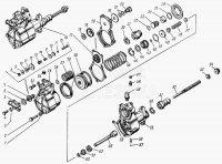 Усилитель привода управления сцеплением КамАЗ-65115.