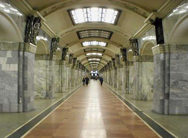 Романтика метро