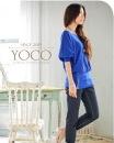 Синяя блуза приталенная с широким поясом и змейкой. красивые блузки.