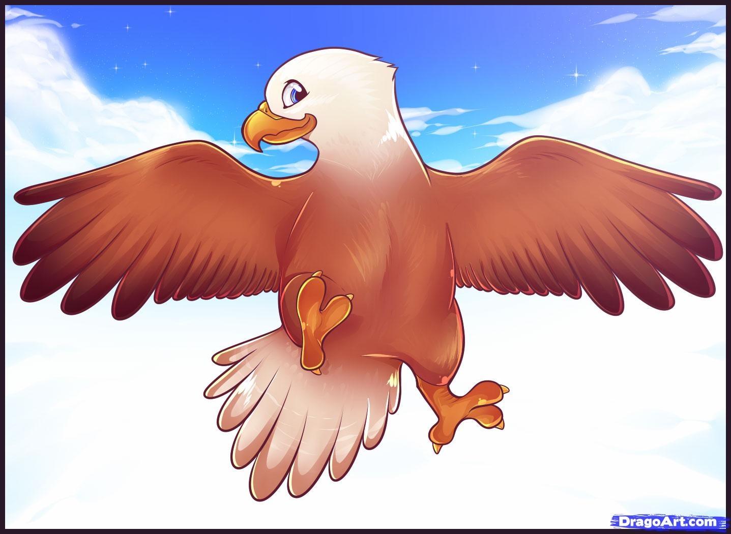 Орел картинки для детей, всего сердца