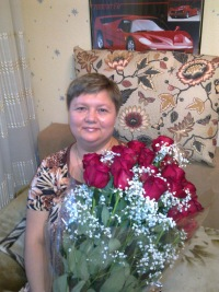 Элина Тимкова, 18 апреля 1968, Москва, id29702876