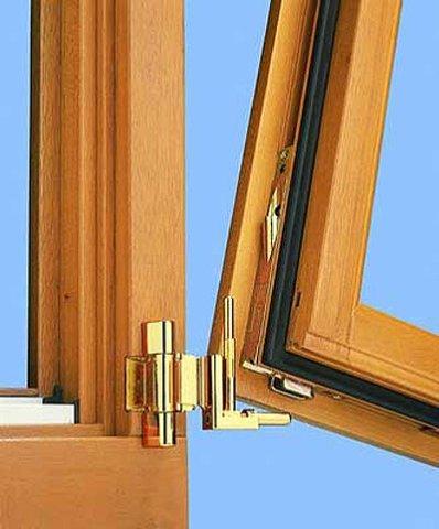 Beauty things / фурнитура для простых деревянных окон.