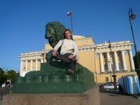 Сергей Яковлев, 7 ноября 1982, Санкт-Петербург, id97391444