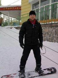 Андрей Дзевгуть, Хабаровск, id71009808
