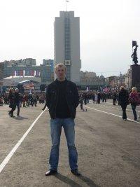 Роман Акимов, 18 октября , Владивосток, id89083938