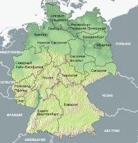 земель: Бавария, Баден-Вюрттемберг, Берлин, Бранденбург, Бремен, Гамбург, Гессен, Мекленбург-Передняя Померания...