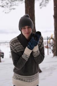 Никита Серов, Москва, id160962818