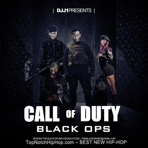 Call Of Duty Black Ops (Mixtape) - 2011