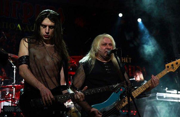 Фотоотчет с концерта группы Пилигрим в Великом Новгороде