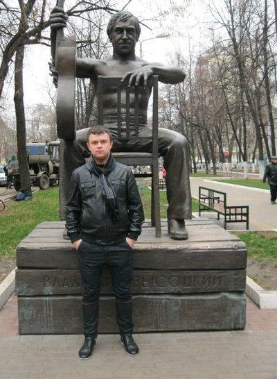 Алексей Высоцкий, 28 мая 1987, Гомель, id171376139