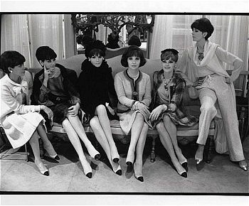 Мода.  История.  Как появился твидовый костюм Chanel.