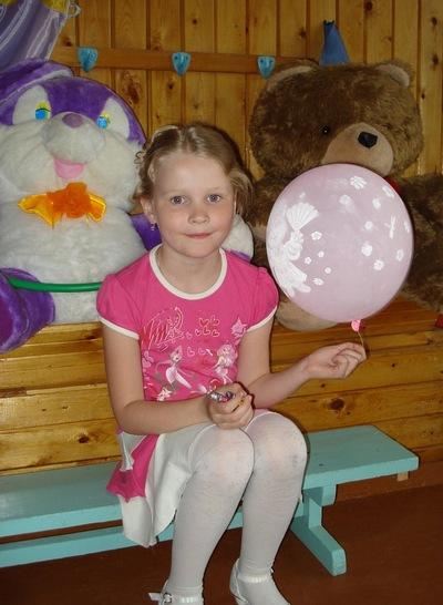 Диана Корелина, 6 июля 1999, Архангельск, id201977704
