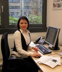 Olga Kourova, Dortmund