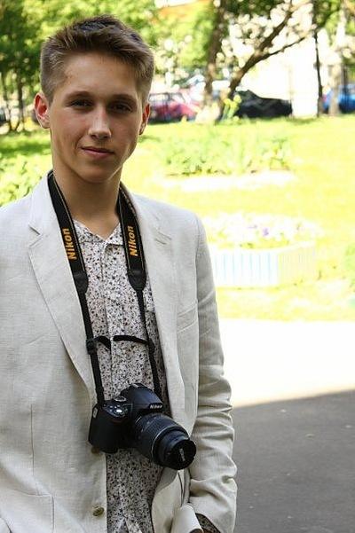 Никита Матюшенко, 22 июля 1989, Псков, id145431666