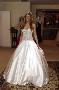 сшить пышное свадебное платье