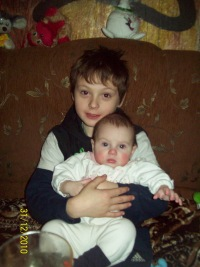 Никита Стаднийчук, 1 августа 1997, Кривой Рог, id127667316