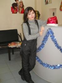 Оксана Герасименко, 21 октября , Красноярск, id8728174