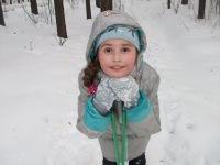 Ulyana Kireeva, 28 марта 1995, Нижний Новгород, id120215277