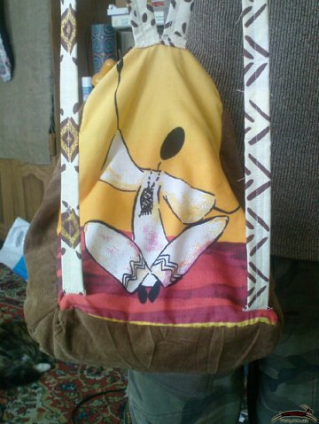 Я могу делать сумки, рюкзачки, фенечки, растачки, мандалы и...