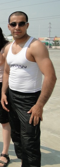 Орхан Ахмедов, Масис