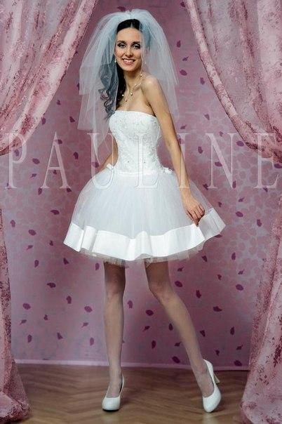 Свадебное платье Кемерон от Pauline.