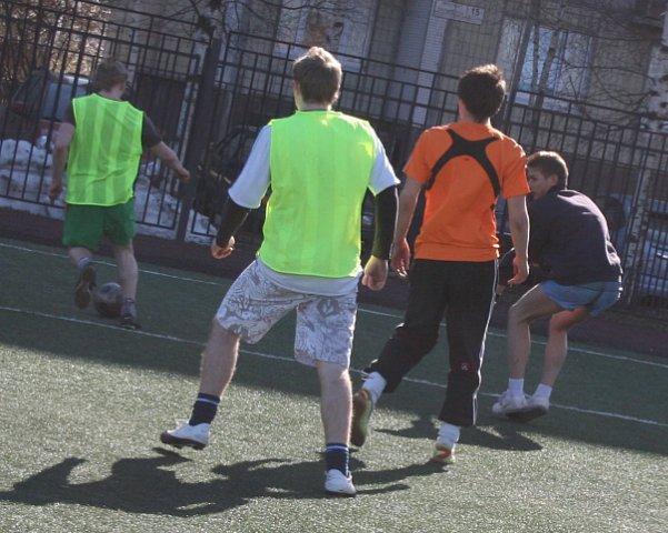 Дебют в Правобереге! Дрезина - Большой Зеленый, Высшая лига-2010 (весна-лето).